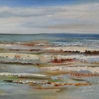 Plašums (jūra) | Vastness | 2010 | 40x80 | Not available
