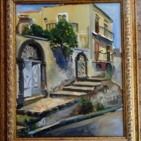 Sicīlija I | Sicily I | 2004 | 50x40 Framed | Available