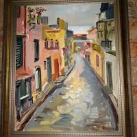 Sicīlija III | Sicily III | 2004 | 50x40 | Available